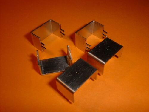 5x 0,001 ohm//3,7 vatios//5/% resistencia induktionsarm