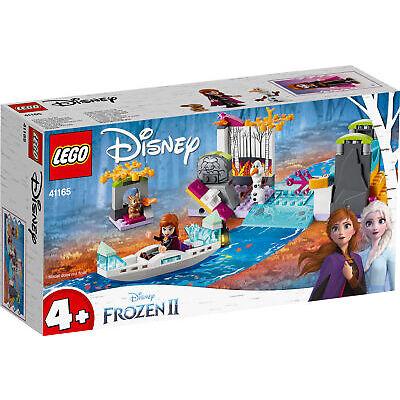 41165 LEGO Disney Princess Frozen II Anna's Canoe Expedition 108 Pieces Age 4+