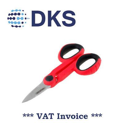 Decree Pack of 6 Crazy Cut Scissors Stk: 9010