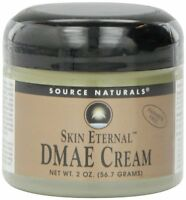 Source Naturals Skin Eternal Dmae Cream, 2 Ounce , New, Free Shipping