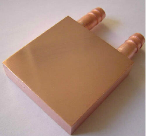 Water cooling copper block FOR graphics GPU endothermic head //CPU pc Computer