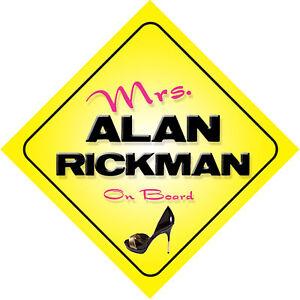 Mrs-Alan-Rickman-On-Board-Novelty-Car-Sign