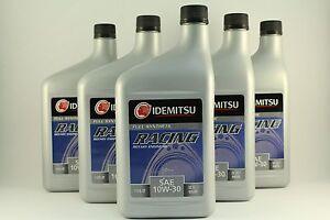 Idemitsu 10w 30 Rotary Engine Motor Oil Mazda Rx7 Rx8 Rx2