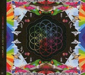 Coldplay- A Head Full of Dreams- CD
