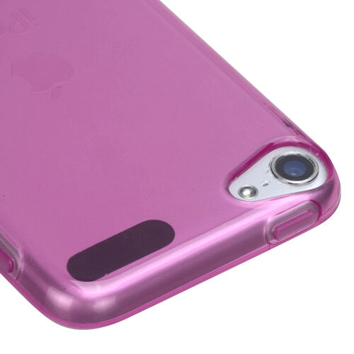 Screen Guard For iPod Touch 5th 6th Gen CANDY Gel Flexi Skin Case Phone Cover