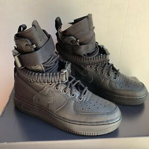 Details about New Nike Womens SF AF1 Shoes Air Force 1 Shoes 857872 002 Size 7 Black DS