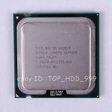 Intel Core 2 Extreme QX6850 SLAFN LGA 775 3 GHz 1333 MHz Quad-Core CPU Processor