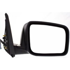 New NI1321199 Passenger Side Mirror for Nissan Rogue 2008-2013