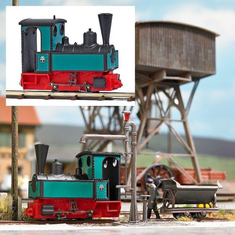 HS Busch 12141  locomotiva  DECAUVILLE  tipo 3  Corte