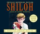 Shiloh (Uab)(CD) by Phyllis Reynolds Naylor (Audio)