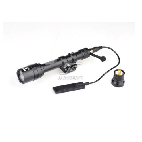 Black Element SF M600AA-DSS Scout LED Flashlight EX 400