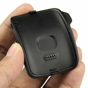 Charging-Dock-Charger-Cradle-For-Samsung-Galaxy-Gear-S-Smart-Watch-SM-R750-Black