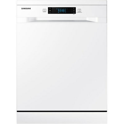 Samsung DW60M6050FW A++ Dishwasher Full Size 60cm 14 Place White New from AO