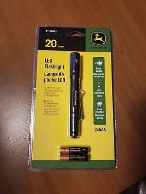 John Deere 450 Lumens LED Flashlight #ET-3911-J
