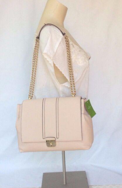 NWT Kate Spade New York Haydee Parsons Street Crossbody Chain Shoulder Handbag