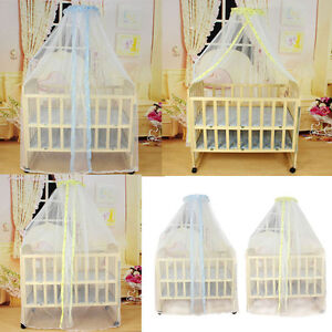New-Summer-Baby-Bed-Mosquito-Mesh-Dome-Curtain-Net-for-Toddler-Crib-Cot-Canopy