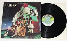 NEKTAR Down To Earth LP Vinyl 1974 * RARE
