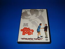 DVD WHAT ABOUT BOB? dvd region 1 -BUEN ESTADO!
