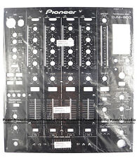 Pioneer DJM800 Main Faceplate DNB1144 Fader Panel DAH2427,DAH2426 Replace Plates
