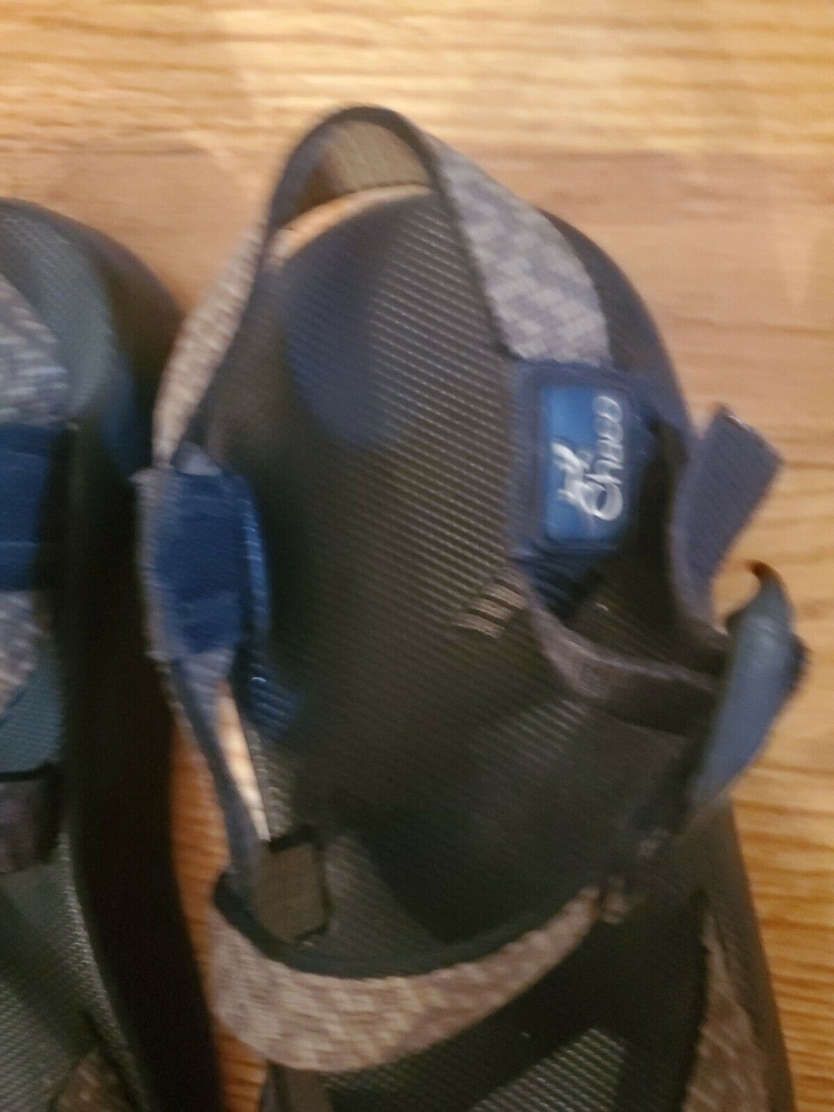CHACO Women's Size 8 Strappy Sandals - image 4