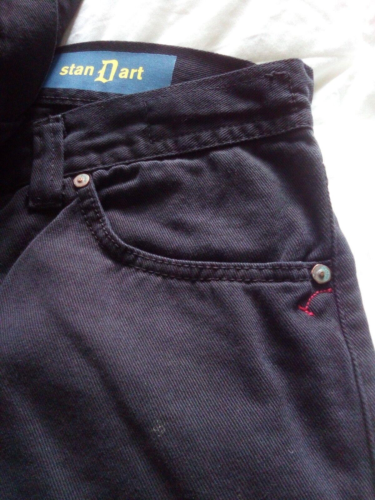 Jeans DONDUP Nero mod.MUSIC tgl 36 36 36 cod.UP008015U edizione limitata 3ecc06