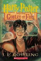 Harry Potter And The Goblet Of Fire By J. K. Rowling, (paperback), Scholastic Pa on sale