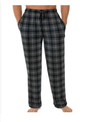 Fruit of the Loom Mens Pajama Sleep Lounge Pants Beyond Soft 2XL 44-46 Gray 2