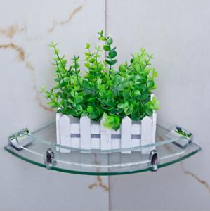 7mm-Bathroom-Corner-Tempered-Glass-Shower-Shelf-Storage-Soap-Dish-Rack-Holder