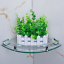 7mm-Bathroom-Corner-Tempered-Glass-Shower-Shelf-Storage-Soap-Dish-Rack-Holder thumbnail 1