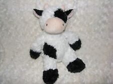 "AURORA TUBBIE WUBBIES Stuffed Plush Toy MILK COW Soft Farm Animal 12"""