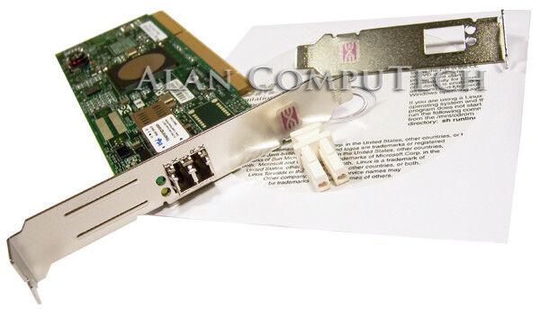 IBM Emulex 4GB FC PCI-x HBA 1-Port Card New 42D0406 Single-Port with LP Bracket