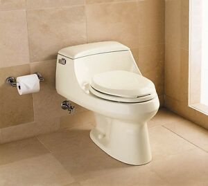 Kohler San Raphael 1pc Elongated 1 0 Gpf Toilet Almond