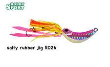 KABURA JIG SALTY RUBBER R026 COLORE PINK GR 60