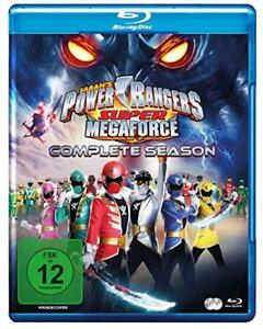 2-Blu-ray-Box-Power-Rangers-Super-Megaforce-Complete-NEU-amp-OVP-BluRay