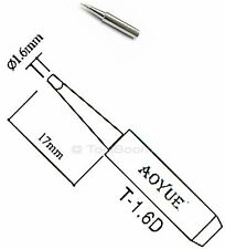 Quick 303-4CF Soldering Iron Tip Bevel Type for QUICK-202//202D QUICK-303//303B