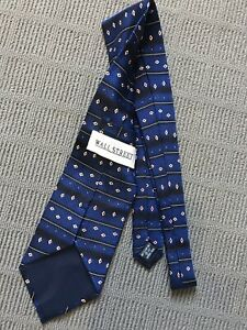 WS-Wall-Street-Navy-Blue-Tie-Pure-Silk-Red-Diamonds