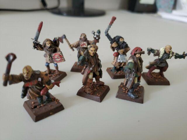 Mordheim witch hunter Warband