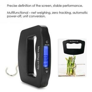 Portable-LCD-Digital-Travel-Scale-Suitcase-luggage-Weight-50KG-10G-Hanging