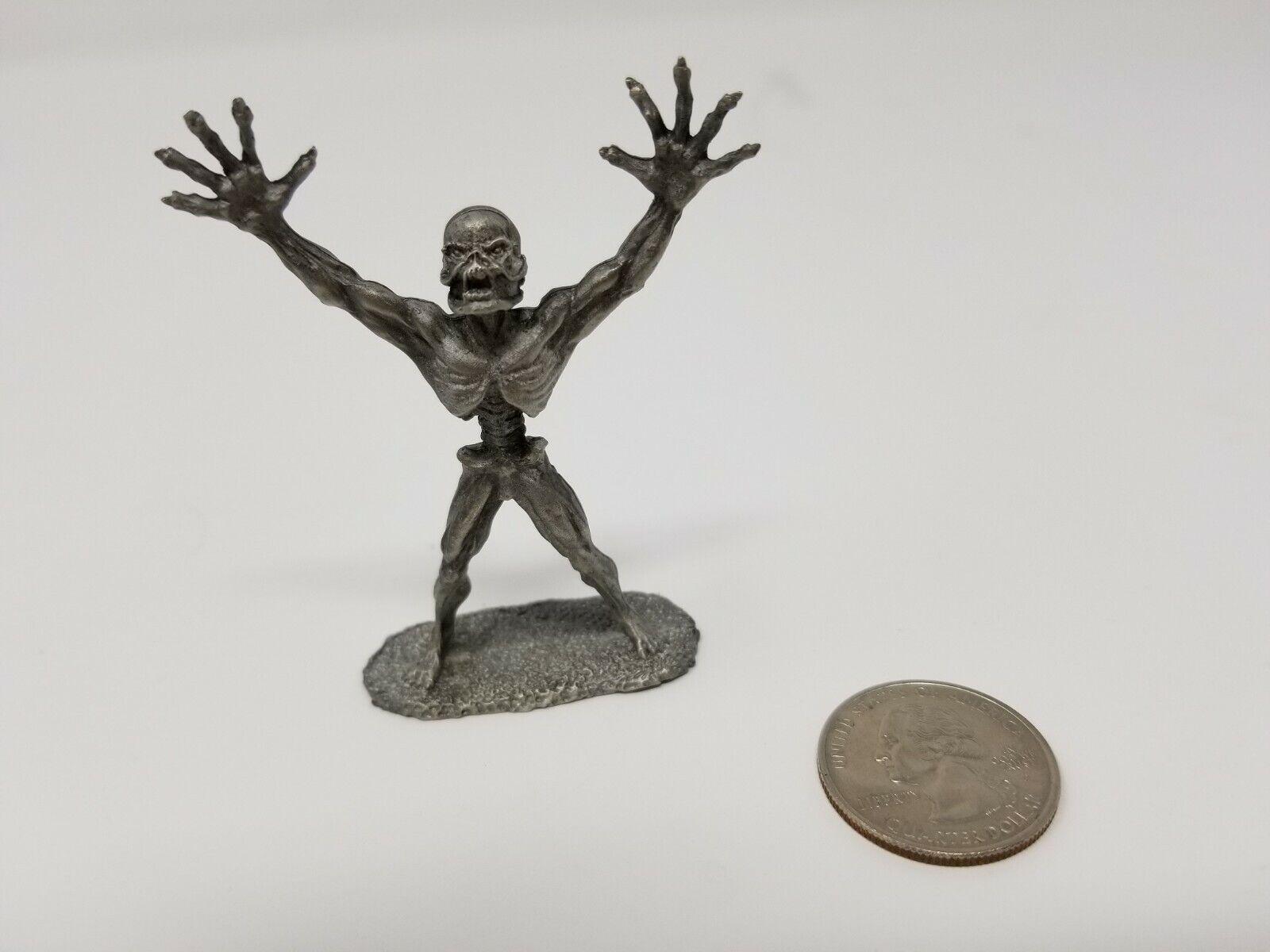 Doom Doom Doom Reaper Arch-Vile Miniature Pewter Figure Bethesda 2013 (Loose Figurine) b2c5ed