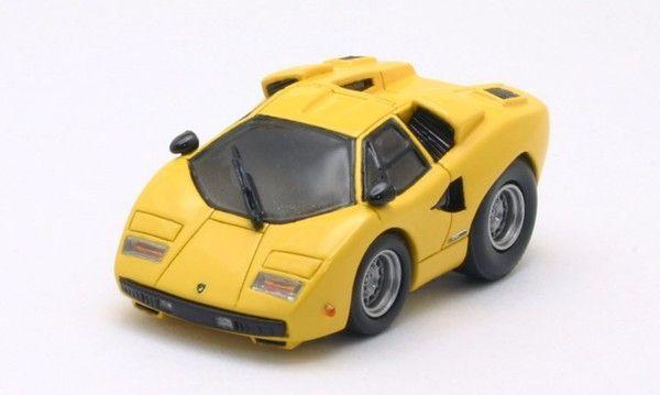 Finework Choro Q Dimensione Lamborghini Countach Lp400 Ver2.0 Hg