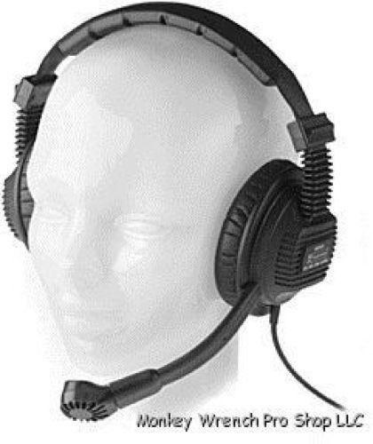 NIB Production Intercom HeadSet Head Set DMH220 DMH 220