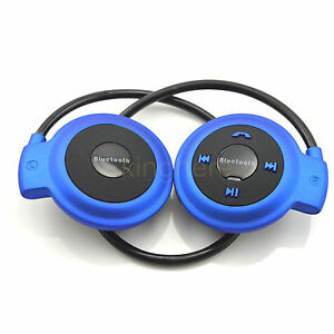 music stereo bluetooth headset earpiece for samsung galaxy s6 s5 s4 s3 note 4 3 803218914509 ebay. Black Bedroom Furniture Sets. Home Design Ideas