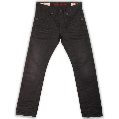 Rivet De Cru Caviar Wash Jeans Black