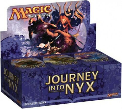 36 Packs Magic the Gathering MtG Journey into Nyx Booster Box
