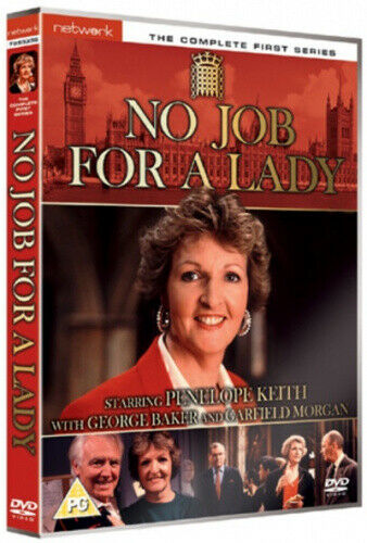 No Job for a Lady: Series 1 [Region 2] - DVD - New - Free Shipping.