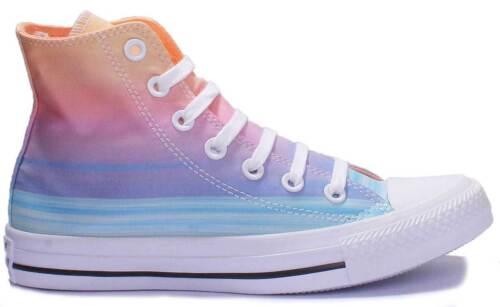 de 10 Gay 9 Rainbow Chuck Taylor Nouveau Trainers Converse 5 Hi la Pride K17w1qYUa