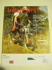 January 2007 issue 214 Vintage Views AHRMA Magazine  (BD-41)