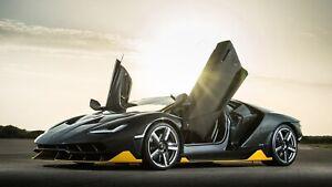 Lamborghini-Centenario-Auto-Car-Art-Silk-Wall-Poster-Print-24x36-034