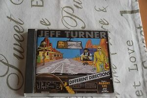 Jeff-Turner-Different-Directions-feat-Albert-Lee-and-Katy-Moffatt-K-Tel-CD-1991