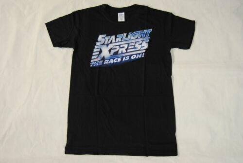 Starlight Express la course est sur Logo T Shirt Nouveau Officiel theatre spectacle musical